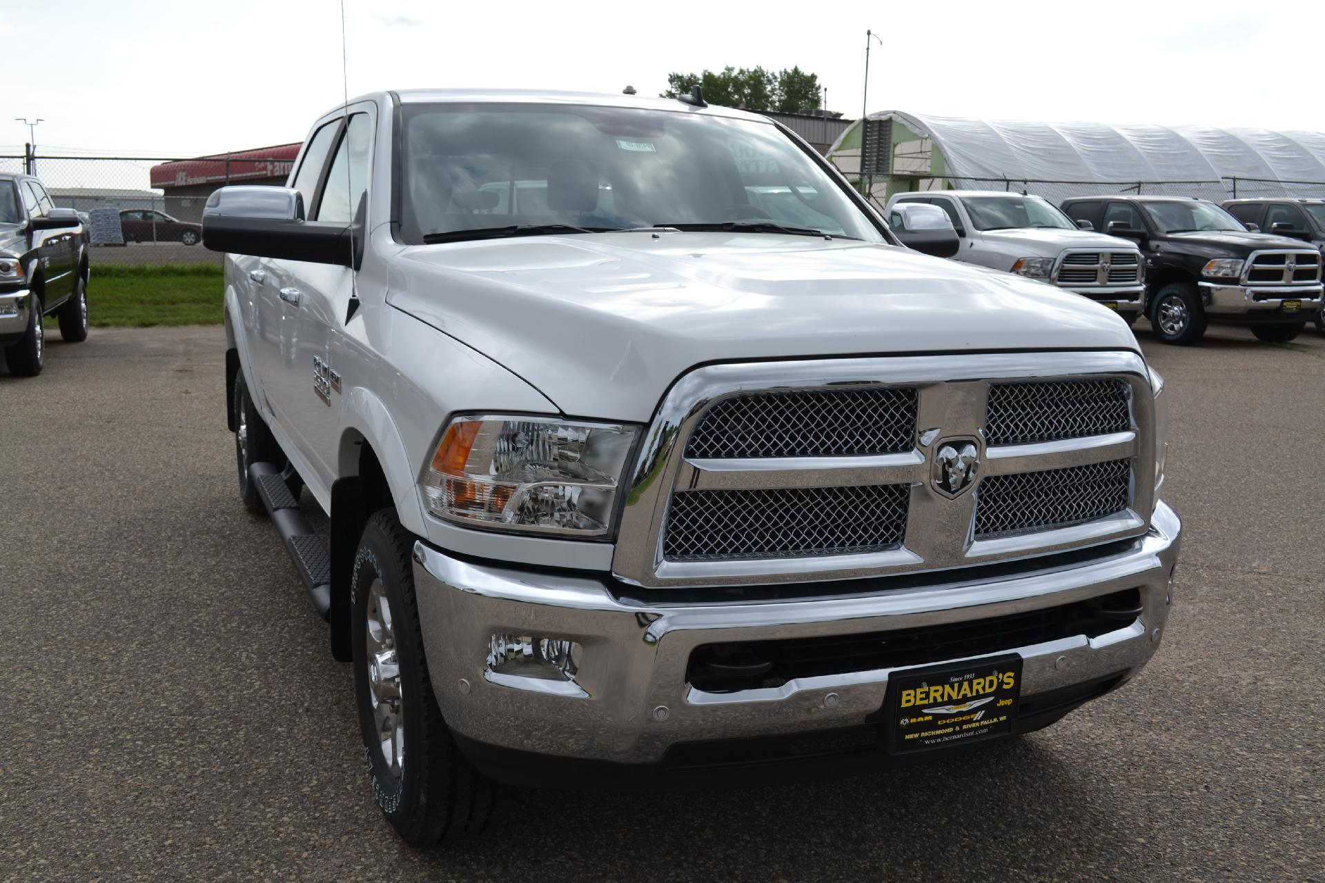 2018 Ram 2500 Crew Cab 4x4,  Pickup #18-834 - photo 4