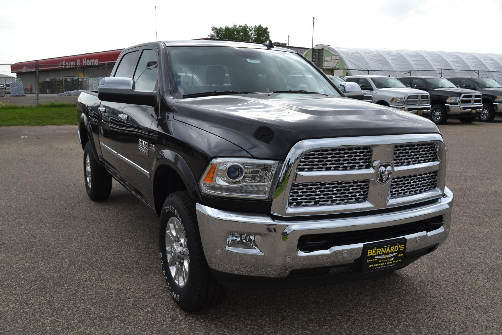 2018 Ram 2500 Crew Cab 4x4,  Pickup #18-858 - photo 4