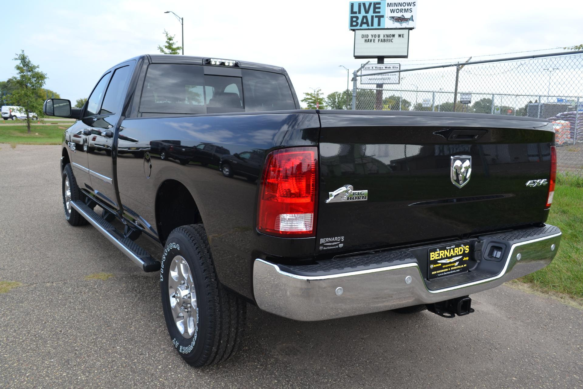 2018 Ram 2500 Crew Cab 4x4,  Pickup #18-983 - photo 2