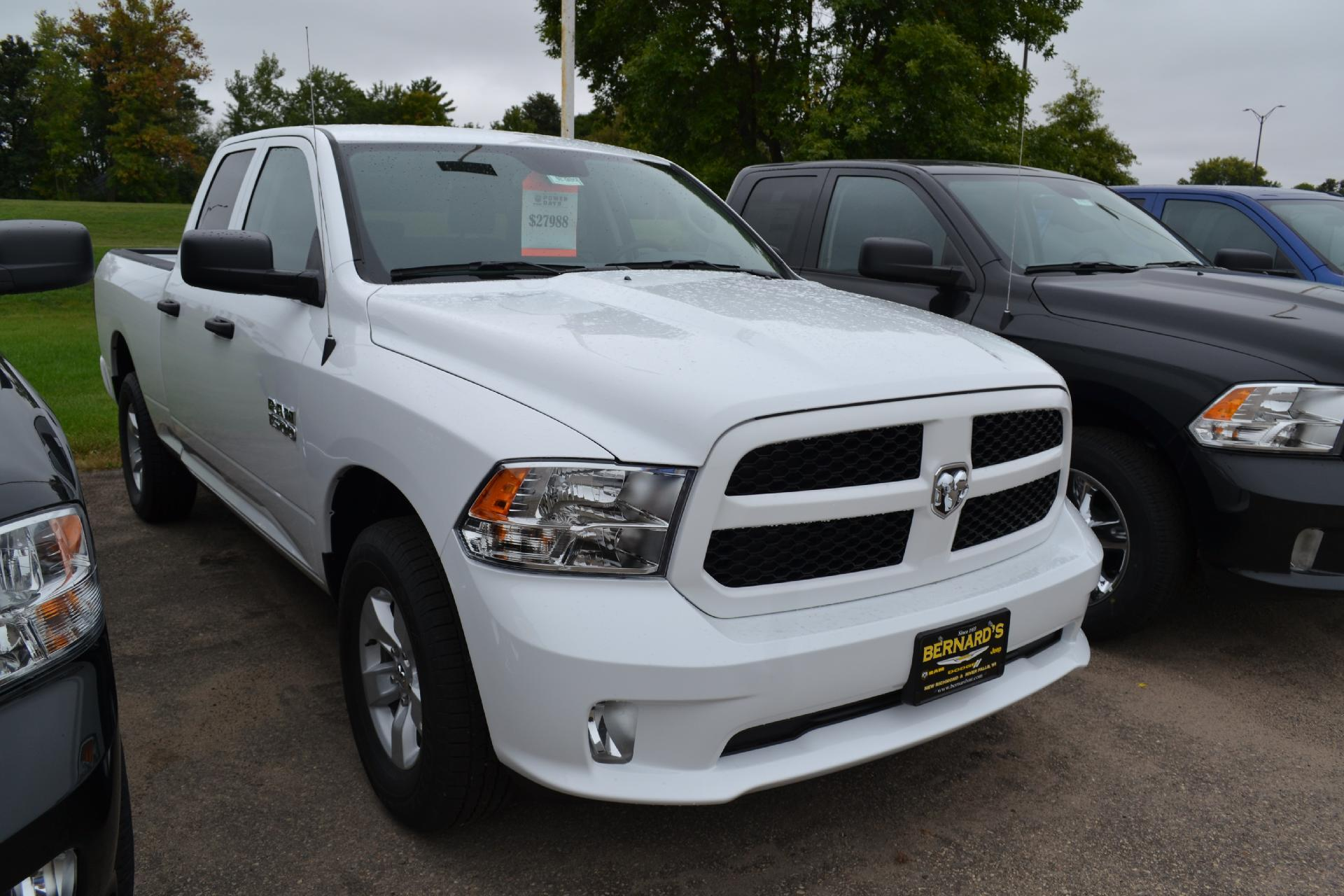 2018 Ram 1500 Quad Cab 4x4,  Pickup #18-986 - photo 3