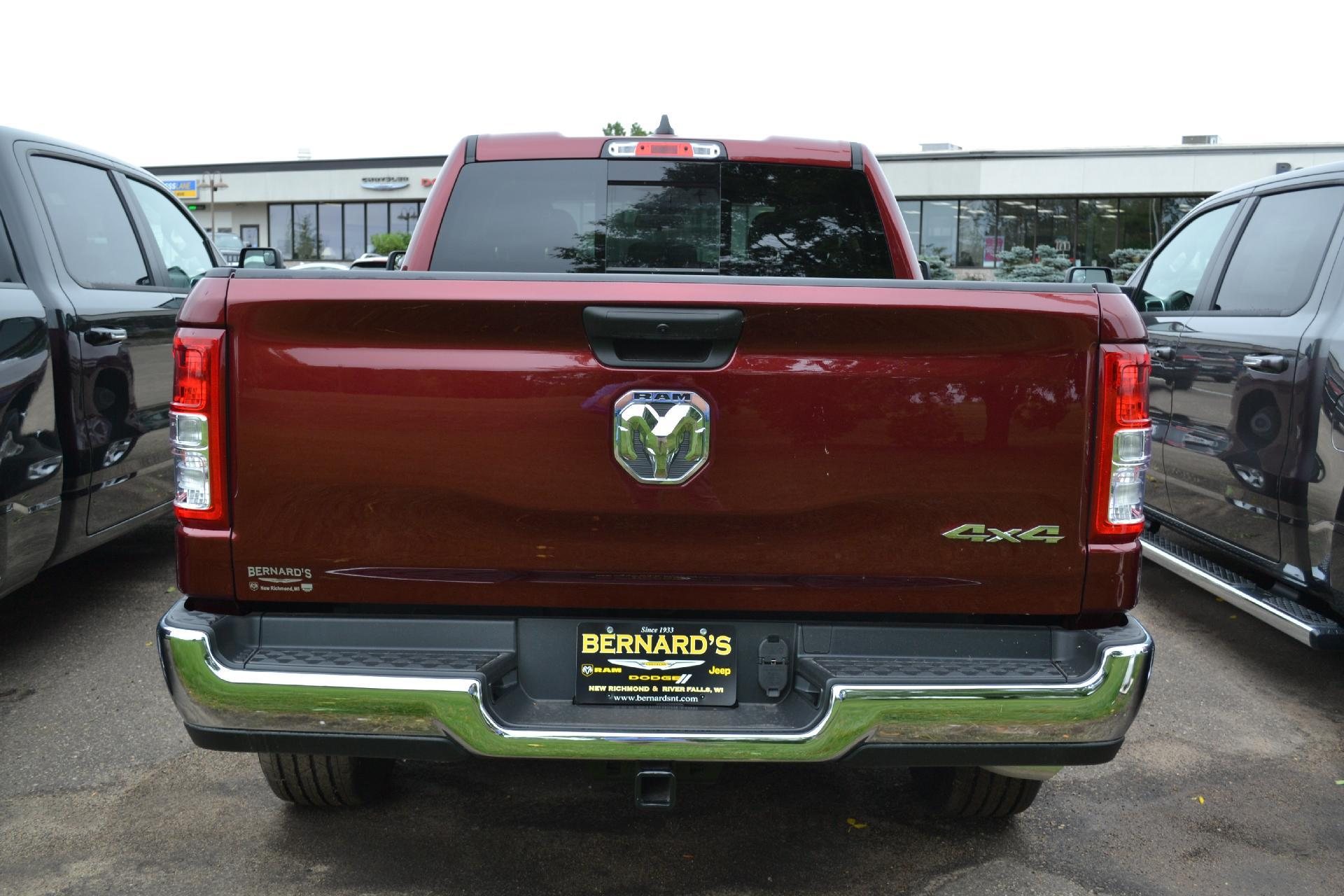 2019 Ram 1500 Quad Cab 4x4,  Pickup #19-074 - photo 5