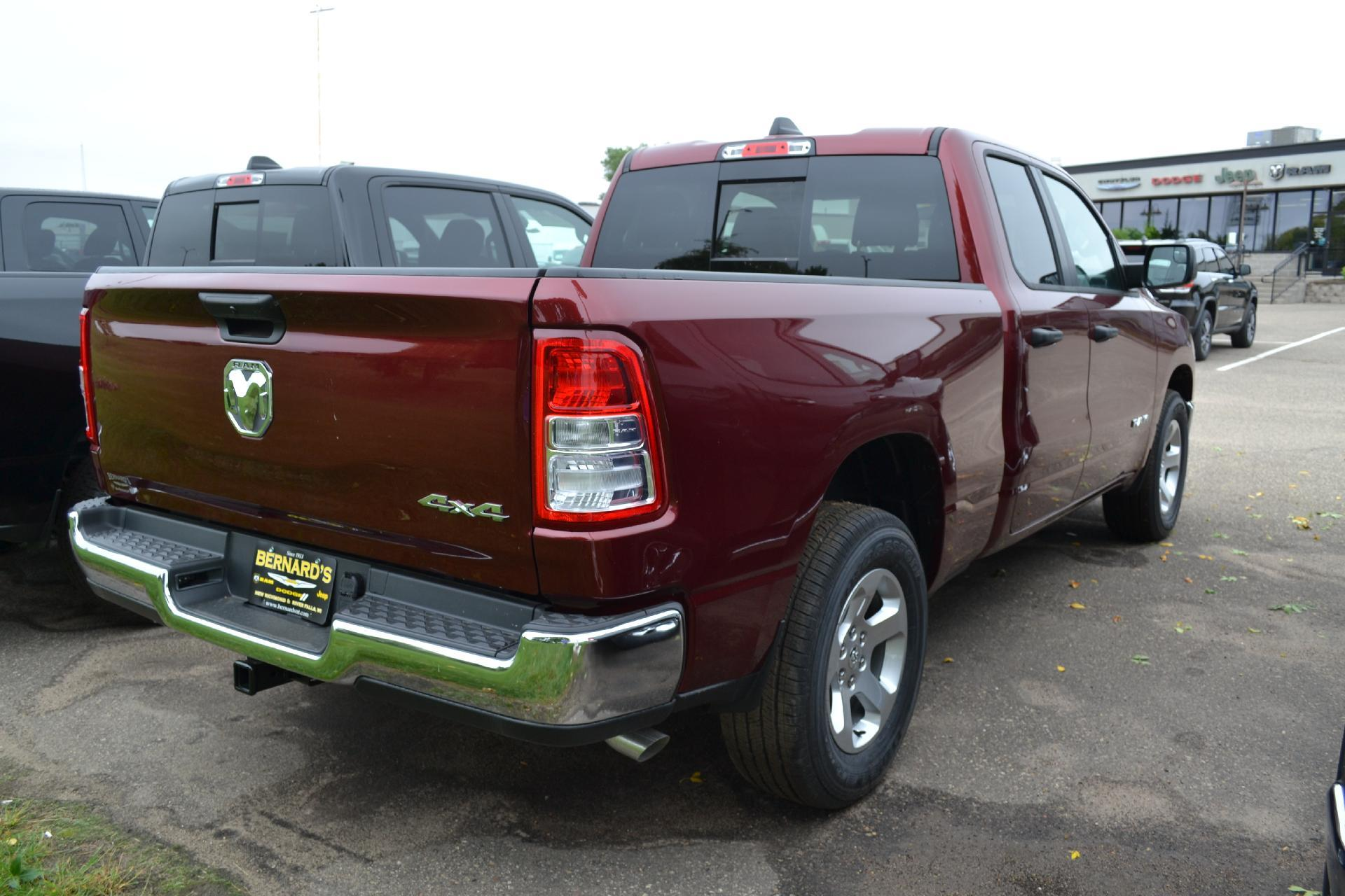 2019 Ram 1500 Quad Cab 4x4,  Pickup #19-074 - photo 6