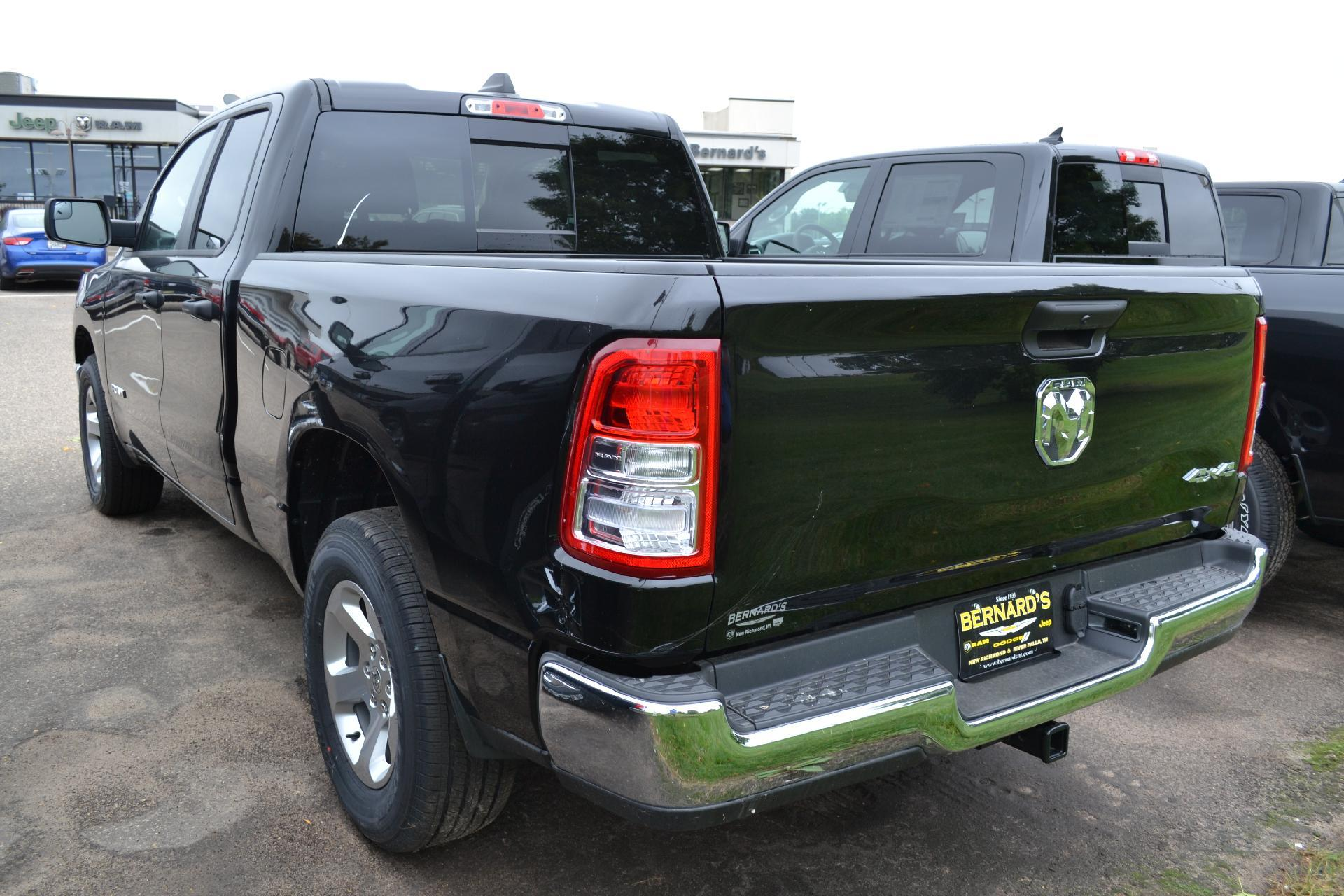 2019 Ram 1500 Quad Cab 4x4,  Pickup #19-077 - photo 2