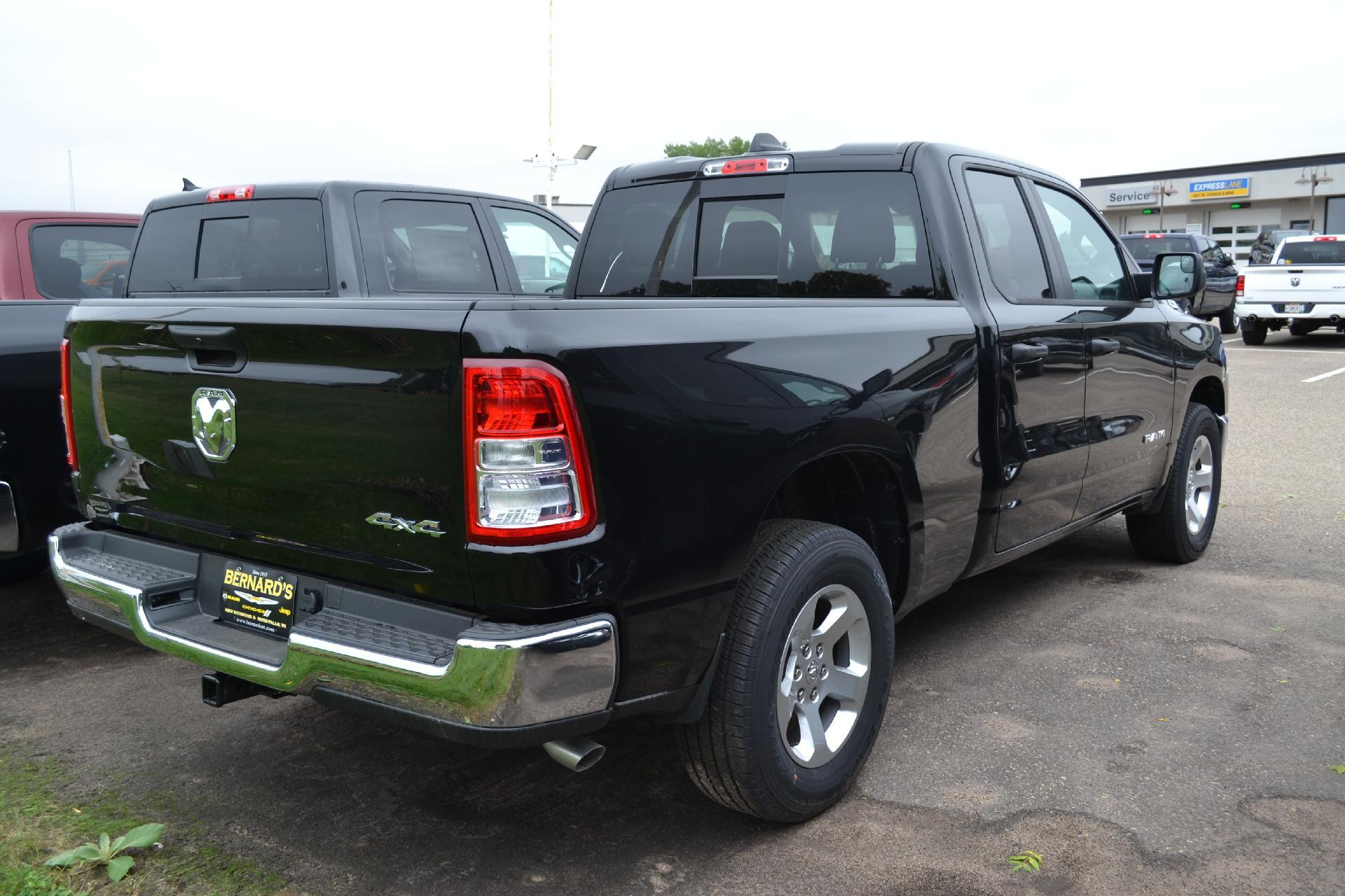 2019 Ram 1500 Quad Cab 4x4,  Pickup #19-077 - photo 6