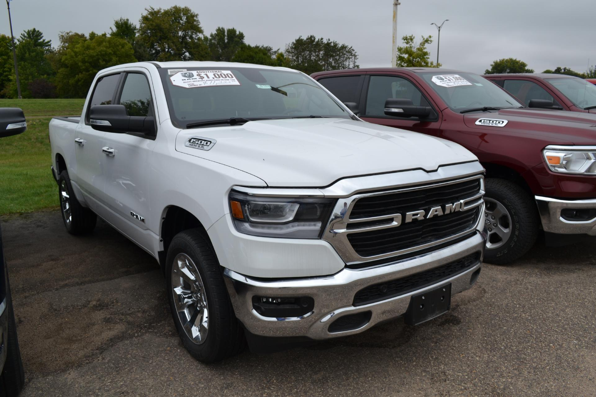 2019 Ram 1500 Crew Cab 4x4,  Pickup #19-189 - photo 3
