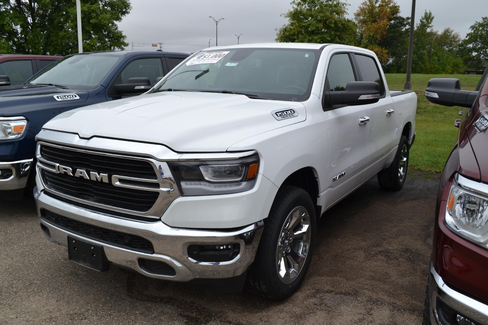 2019 Ram 1500 Crew Cab 4x4,  Pickup #19-189 - photo 1