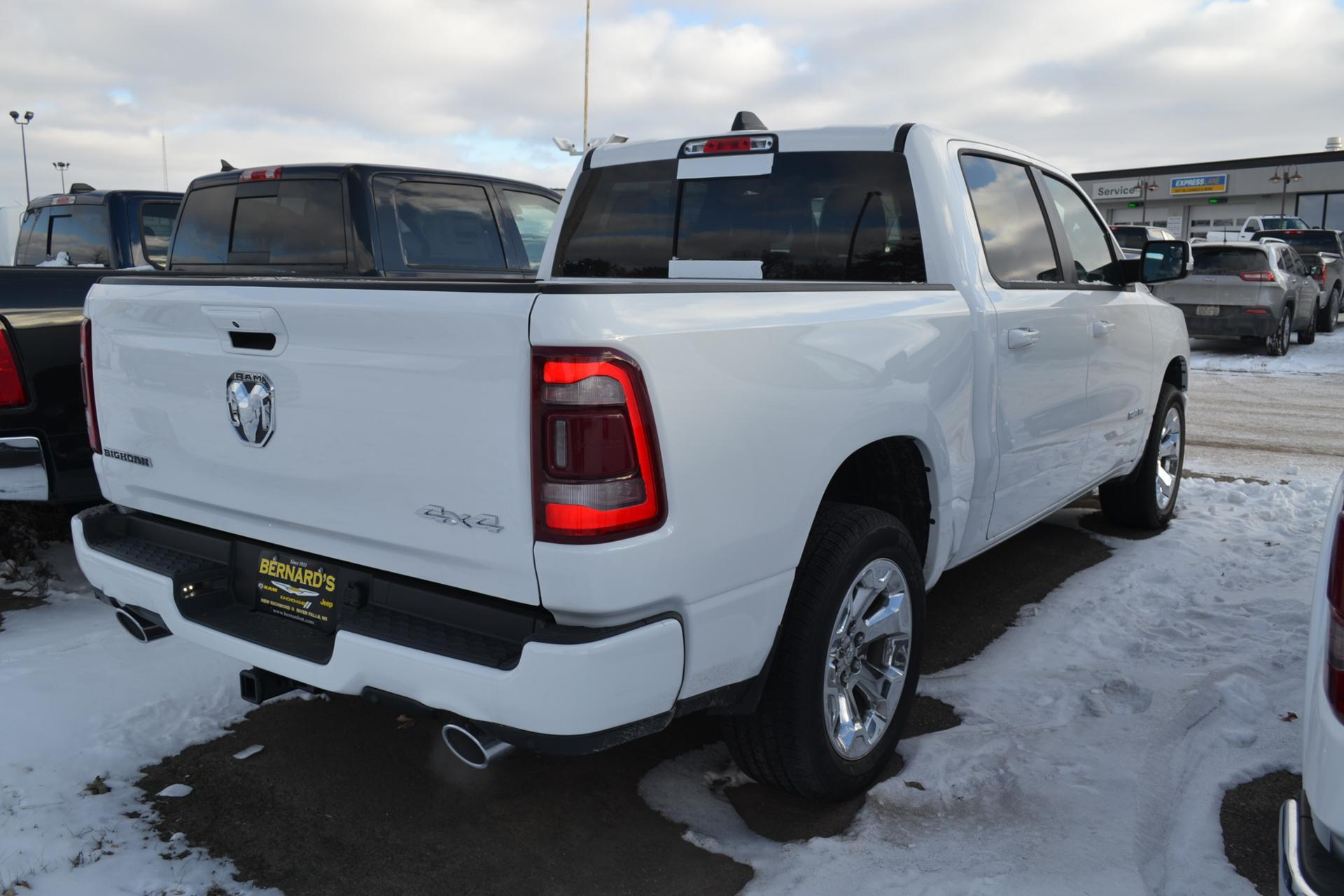 2019 Ram 1500 Crew Cab 4x4,  Pickup #19-323 - photo 7