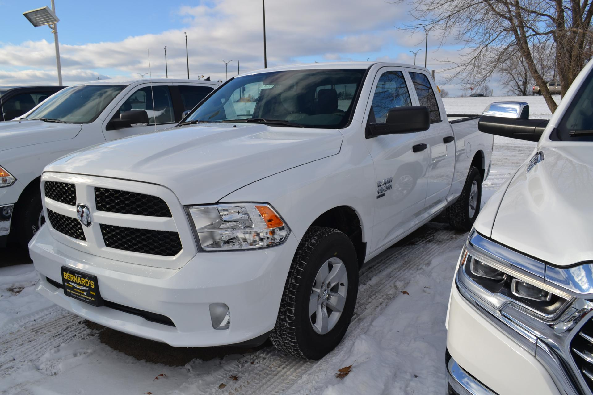2019 Ram 1500 Quad Cab 4x4,  Pickup #19-360 - photo 1