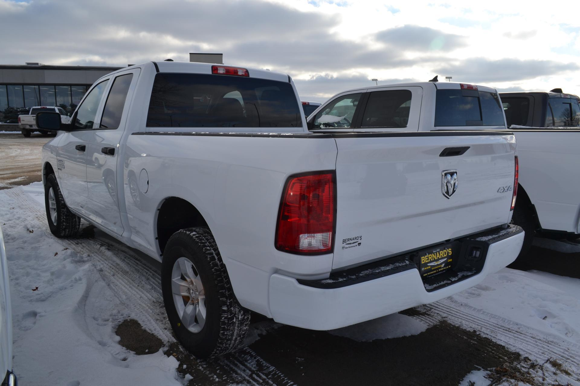 2019 Ram 1500 Quad Cab 4x4,  Pickup #19-360 - photo 2