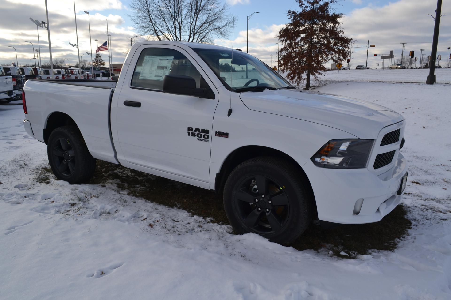 2019 Ram 1500 Regular Cab 4x4,  Pickup #19-446 - photo 3