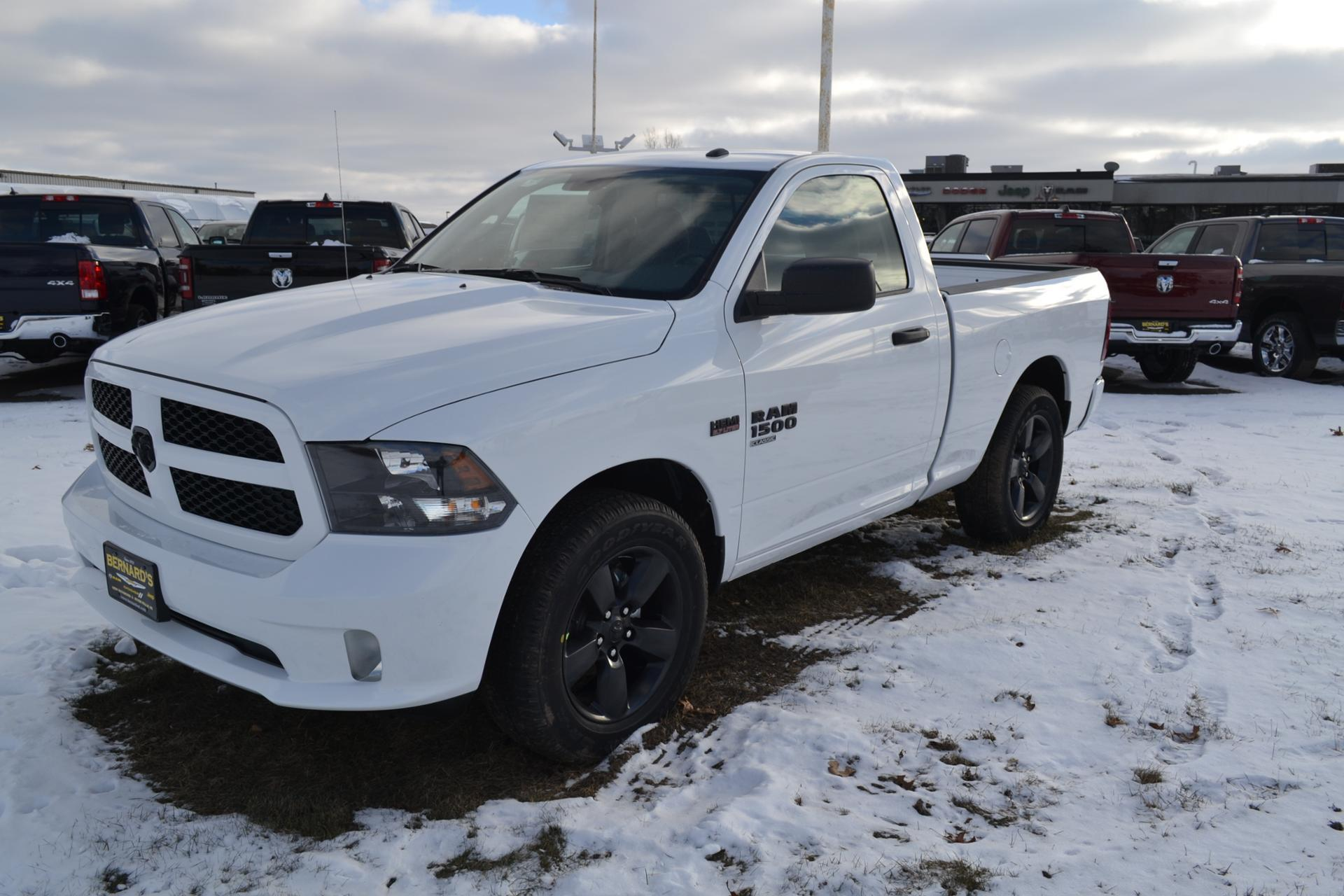 2019 Ram 1500 Regular Cab 4x4,  Pickup #19-446 - photo 1