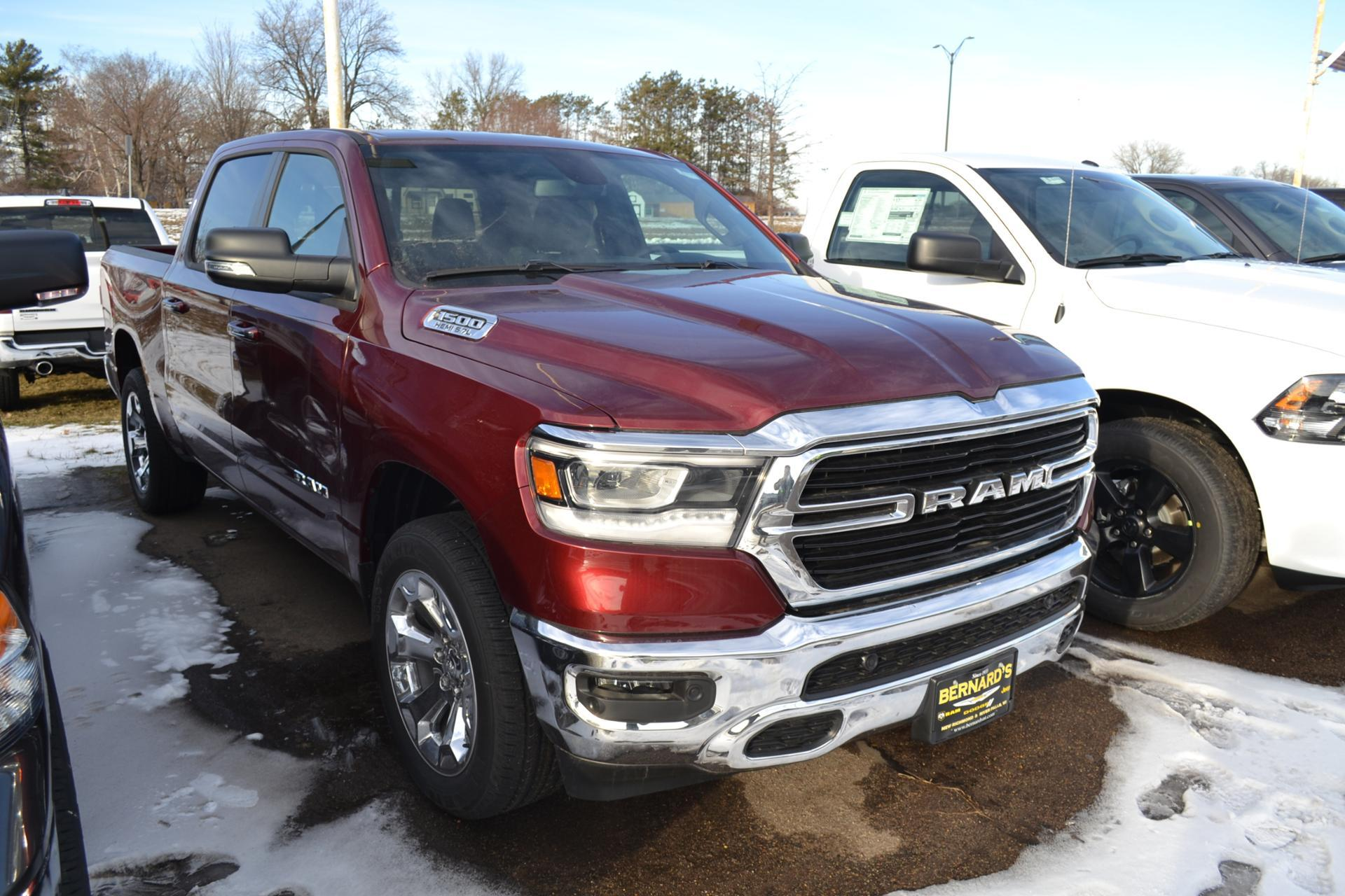 2019 Ram 1500 Crew Cab 4x4,  Pickup #19-496 - photo 3