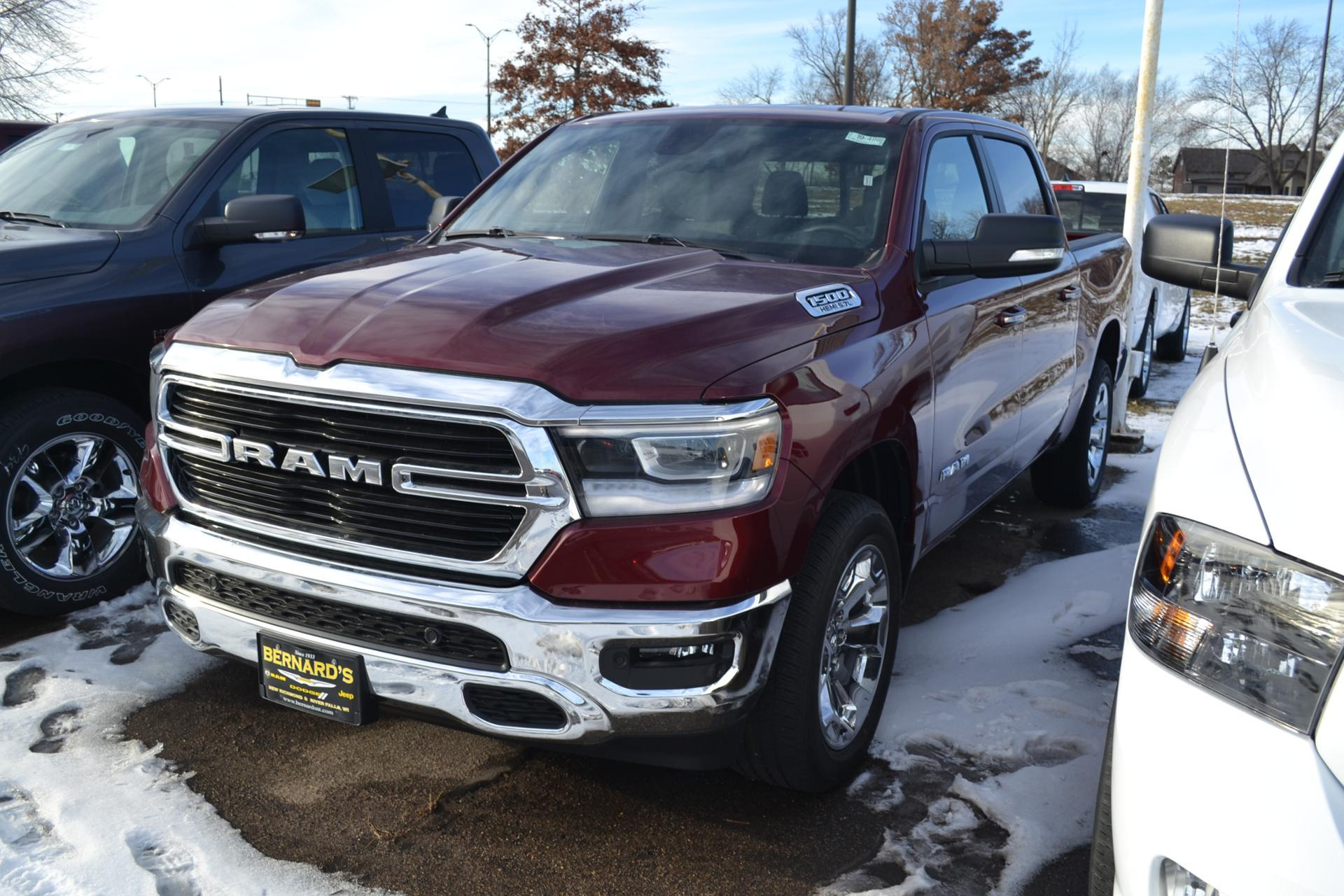 2019 Ram 1500 Crew Cab 4x4,  Pickup #19-496 - photo 1