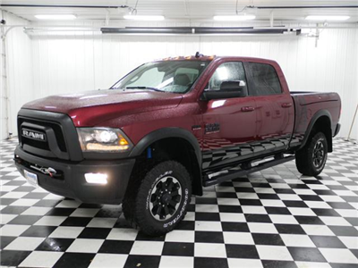 2017 Ram 2500 Crew Cab 4x4, Pickup #7211010 - photo 1