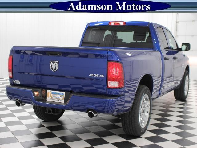 2017 Ram 1500 Quad Cab 4x4 Pickup #7211540 - photo 2