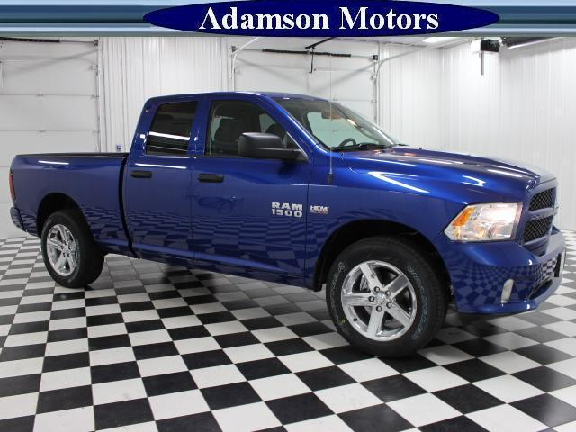 2017 Ram 1500 Quad Cab 4x4 Pickup #7211540 - photo 3