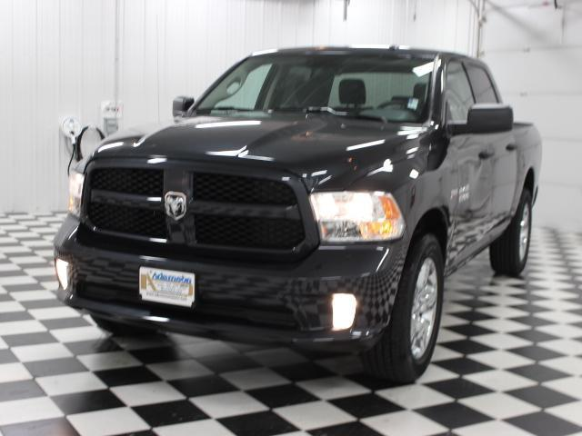 2017 Ram 1500 Crew Cab 4x4 Pickup #7211900 - photo 4