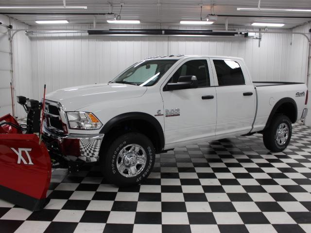 2018 Ram 2500 Crew Cab 4x4, Ram Pickup #8210030 - photo 4