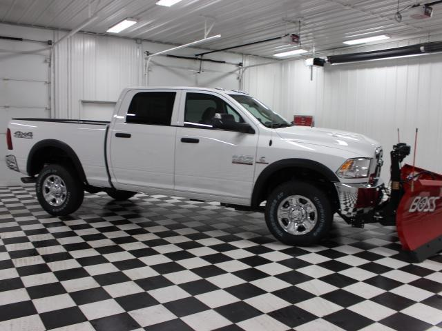 2018 Ram 2500 Crew Cab 4x4, Ram Pickup #8210030 - photo 3