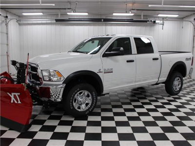 2018 Ram 2500 Crew Cab 4x4, Pickup #8210030 - photo 4