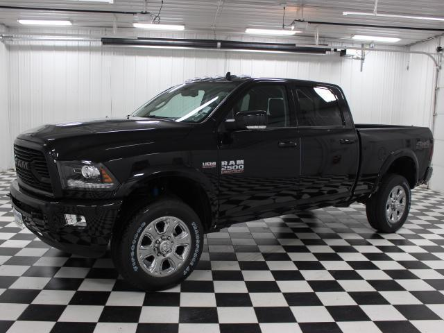 2018 Ram 2500 Crew Cab 4x4, Pickup #8210050 - photo 3