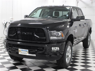 2018 Ram 2500 Crew Cab 4x4 Pickup #8210050 - photo 4