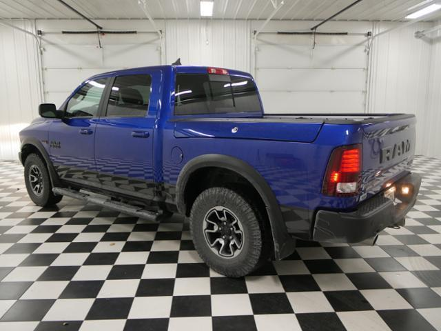 2018 Ram 1500 Crew Cab 4x4, Pickup #8210190 - photo 2