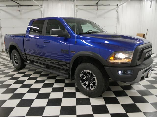 2018 Ram 1500 Crew Cab 4x4,  Pickup #8210190 - photo 5