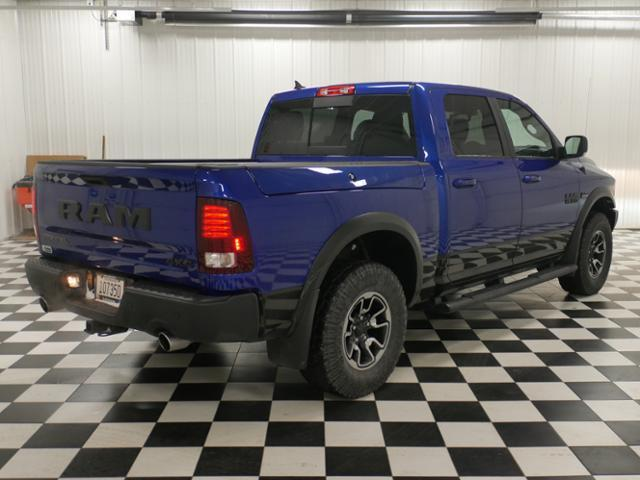 2018 Ram 1500 Crew Cab 4x4, Pickup #8210190 - photo 3