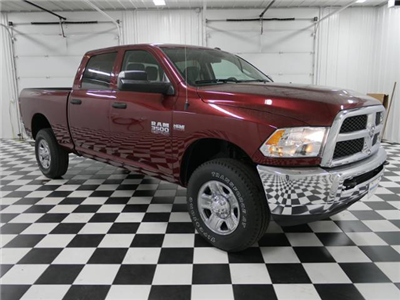 2018 Ram 3500 Crew Cab 4x4 Pickup #8210460 - photo 5