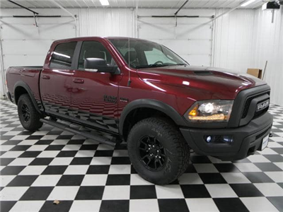 2018 Ram 1500 Crew Cab 4x4, Pickup #8210510 - photo 5