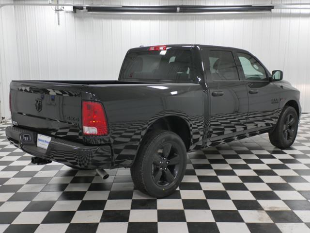 2018 Ram 1500 Crew Cab 4x4, Pickup #8211370 - photo 3