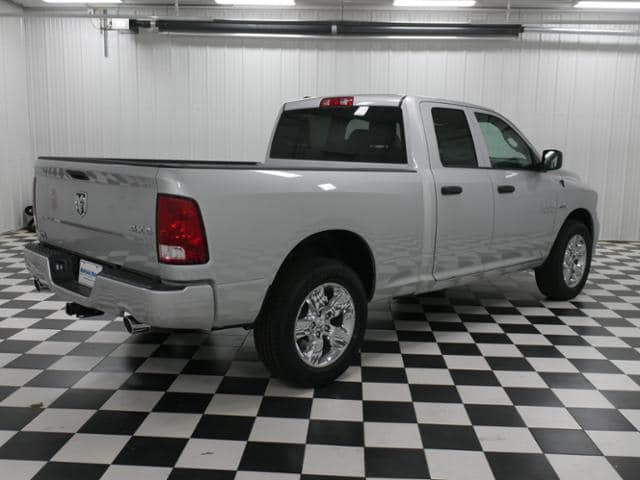2018 Ram 1500 Quad Cab 4x4,  Pickup #8211500 - photo 3