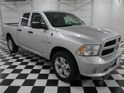 2018 Ram 1500 Quad Cab 4x4,  Pickup #8211500 - photo 5
