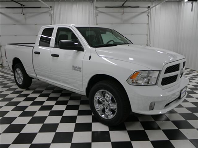 2018 Ram 1500 Quad Cab 4x4,  Pickup #8211680 - photo 5
