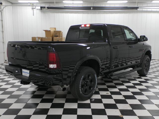 2018 Ram 2500 Crew Cab 4x4,  Pickup #8211880 - photo 3