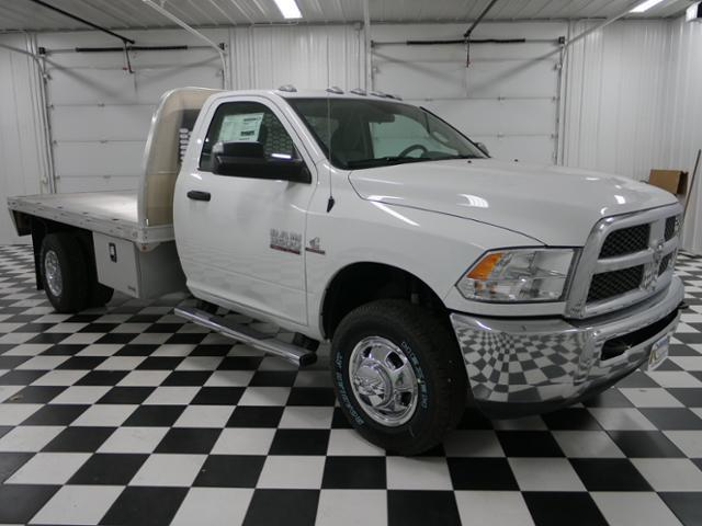 2018 Ram 3500 Regular Cab DRW 4x4, Knapheide Platform Body #8220090 - photo 5