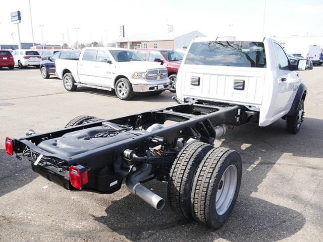 2018 Ram 5500 Regular Cab DRW 4x4, Cab Chassis #8220100 - photo 3
