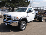 2018 Ram 5500 Regular Cab DRW 4x4, Cab Chassis #8220100 - photo 1