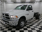 2018 Ram 3500 Regular Cab DRW 4x4, Cab Chassis #8220130 - photo 1