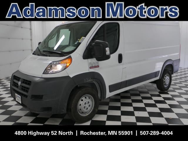 2018 ProMaster 1500 Standard Roof FWD,  Empty Cargo Van #8320020 - photo 1