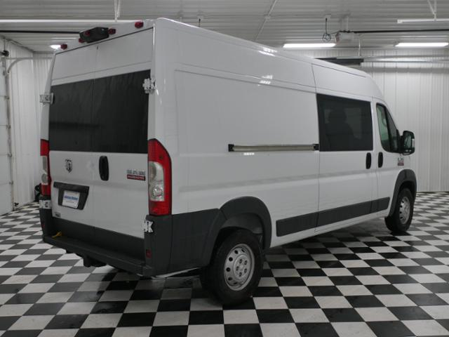 2018 ProMaster 2500 High Roof FWD,  Empty Cargo Van #8320110 - photo 4