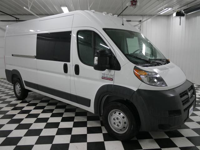 2018 ProMaster 2500 High Roof FWD,  Empty Cargo Van #8320110 - photo 6