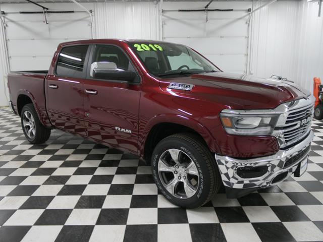 2019 Ram 1500 Crew Cab 4x4, Pickup #9210030 - photo 5