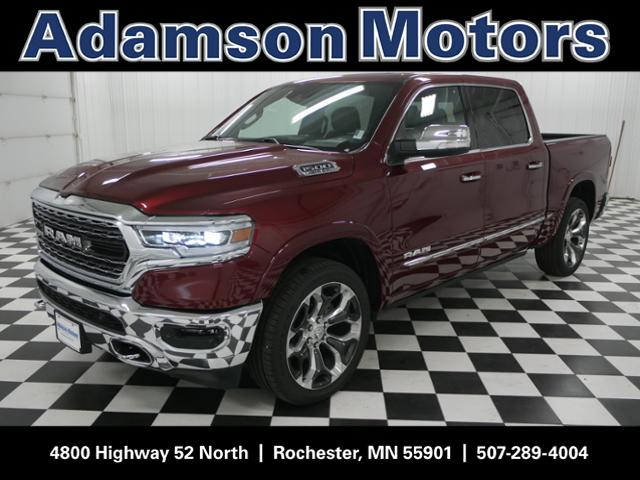2019 Ram 1500 Crew Cab 4x4,  Pickup #9210340 - photo 1