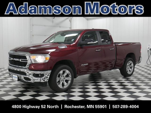 2019 Ram 1500 Quad Cab 4x4,  Pickup #9210350 - photo 1