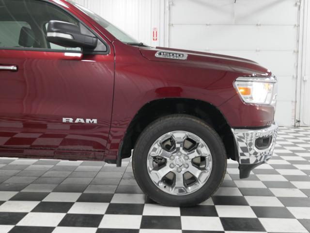 2019 Ram 1500 Quad Cab 4x4,  Pickup #9210350 - photo 4