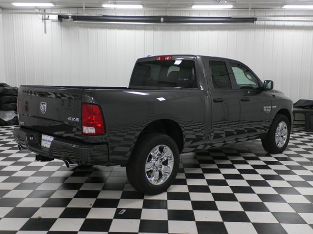 2019 Ram 1500 Quad Cab 4x4,  Pickup #9210380 - photo 3