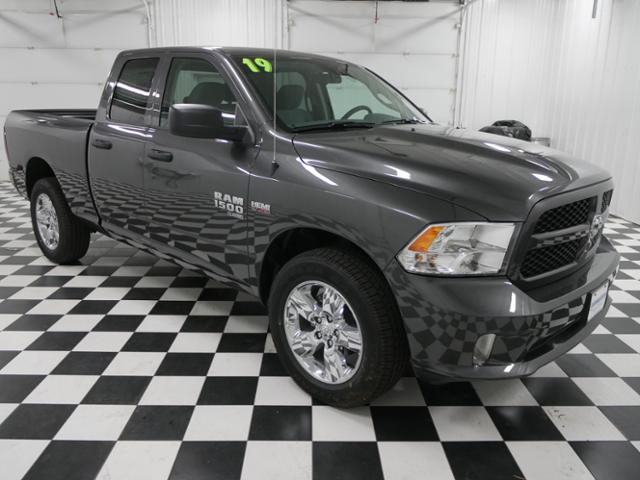 2019 Ram 1500 Quad Cab 4x4,  Pickup #9210380 - photo 5