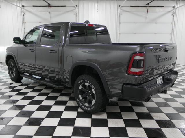 2019 Ram 1500 Crew Cab 4x4,  Pickup #9210610 - photo 2